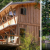 Off the Grid Cabin Exterior