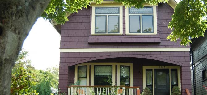 exterior, Gold Hunter House - Alan James Architect