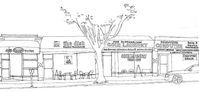 Davie Street Urban Revitalization - Alan James Architect