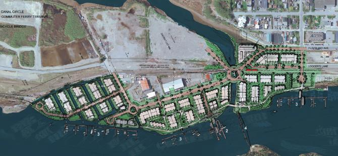 Site: Revitalization of the Squamish Waterfront